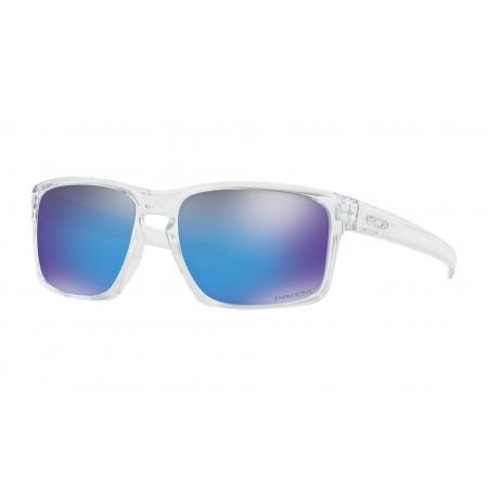 Očala Oakley SLIVER - 9262-4757 Polished Clear-Prizm Sapphire Iridium
