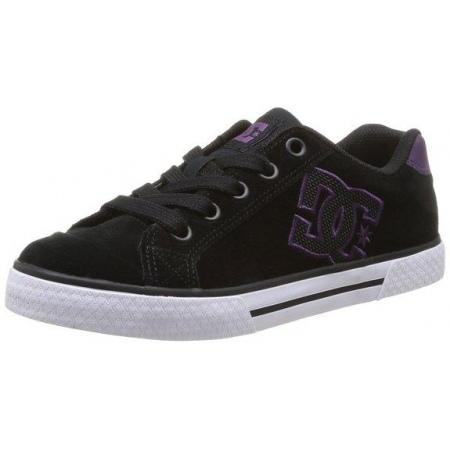 Čevlji DC W CHELSEA SD - Bpu Black-Purple