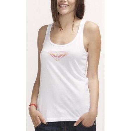 Majica Roxy BEACH BRIGHTS - Wht White