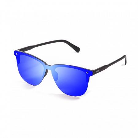 Očala Ocean LAFITENIA - 40004.7 Matte Black Frame-Revo Blue Flat Lens