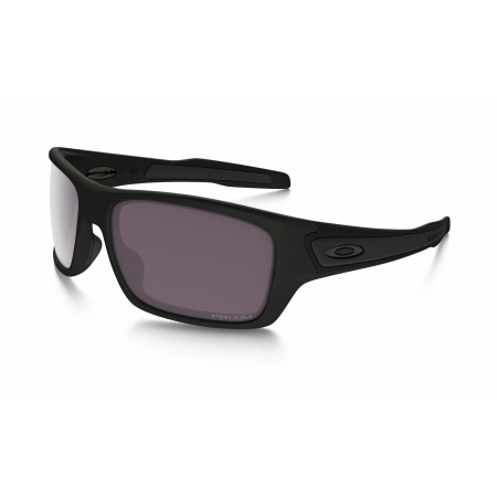 Očala Oakley TURBINE XS - 9003-0657 Matte Black-Prizm Daily Polarized