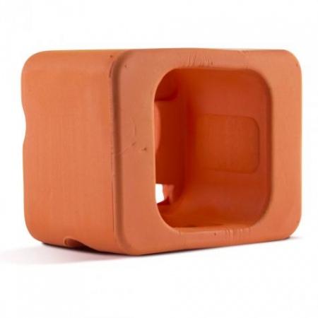 Ksix FLOATING SPONGE Case (Hero 5 session) - 0 Orange