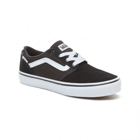Čevlji Vans CHAPMAN STRIPE (Suede/Canvas) - 0 Black-White