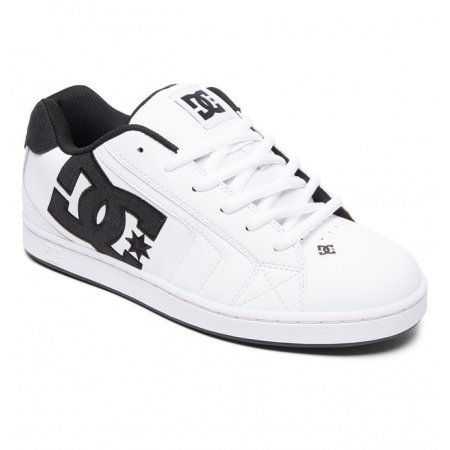 Čevlji DC NET SE - Xwwk White-White-Black
