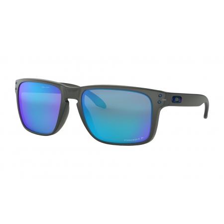 Očala Oakley HOLBROOK XL - 9417-0959 Grey Smoke-Prizm Sapphire Polarized