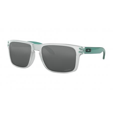 Očala Oakley HOLBROOK - 9102-H655 Crystal Clear-Prizm Black Iridium
