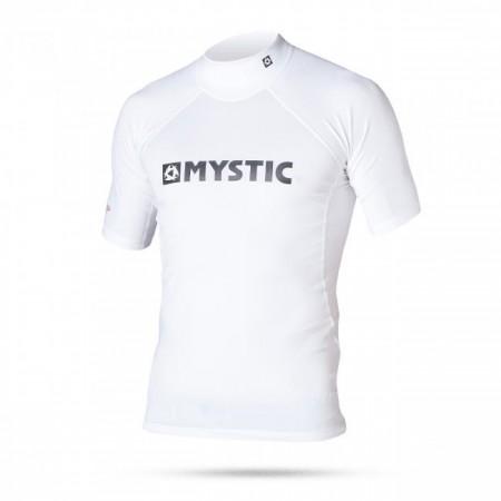 Lycra Mystic Star SS - 100 White