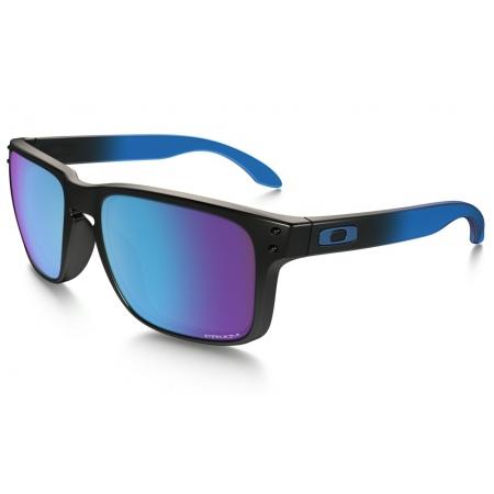Očala Oakley HOLBROOK - 9102-D255 Sapphire Fade-Przm Sapphire Polarized