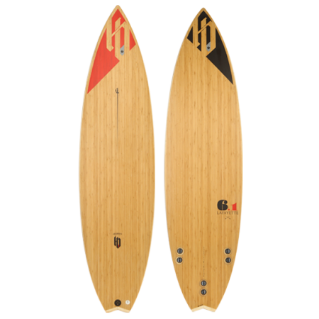 HB-surfkite Deska LAFAYETTE 6'1''