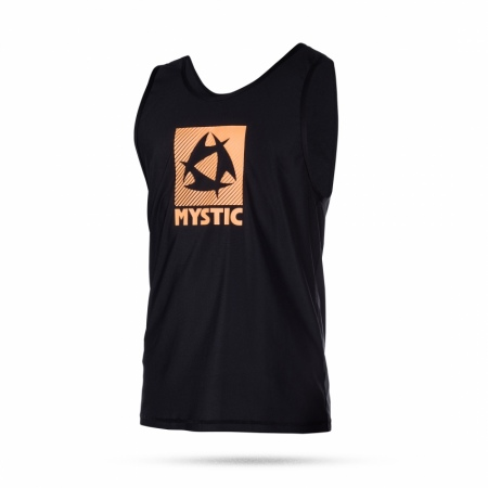 Quickdry Mystic STAR Tanktop - 945 Black-Orange