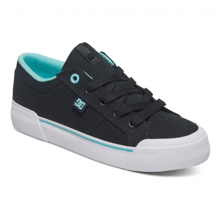 Čevlji DC W DANNI TX - Ba2 Black-Aqua