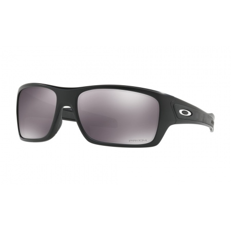 Očala Oakley TURBINE - 9263-4263 Matte Black-Prizm Black Iridium