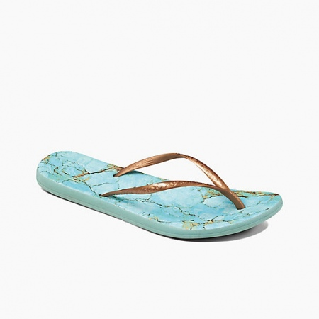 Japonke Reef ESCAPE LUX Print - Tqs Turquoise Stone
