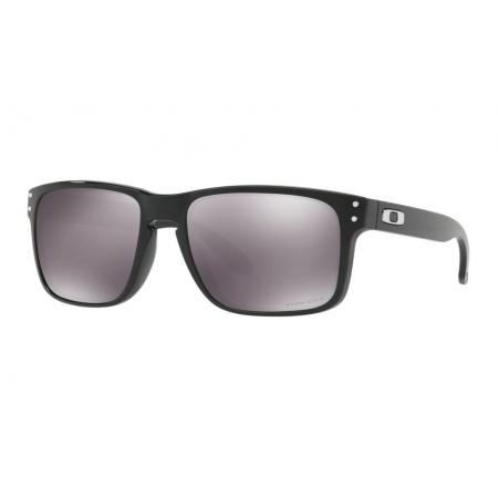Očala Oakley HOLBROOK - 9102-E155 Polished Black-Prizm Black Iridium