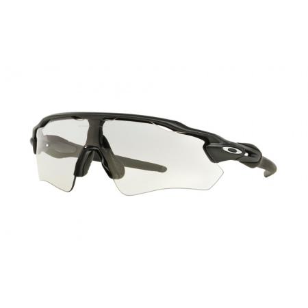 Očala Oakley RADAR EV PATH - 9208-13 Steel-Clear Black Iridium Photochromic 2F