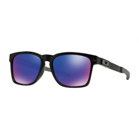 Očala Oakley CATALYST - 9272-06 Black Ink-Red Iridium