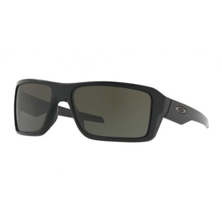 Očala Oakley DOUBLE EDGE - 9380-0166 Matte Black-Dark Grey