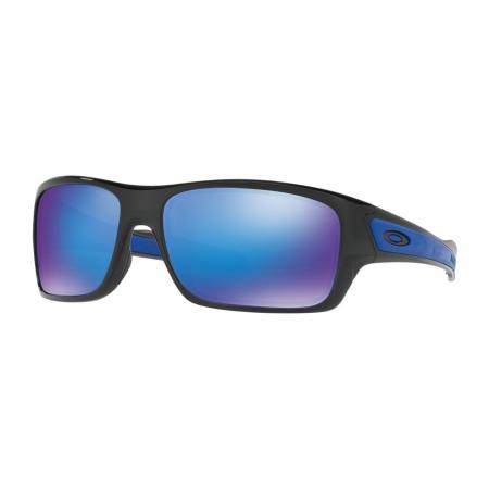 Očala Oakley TURBINE - 9263-05 Black Ink-Sapphire Iridium