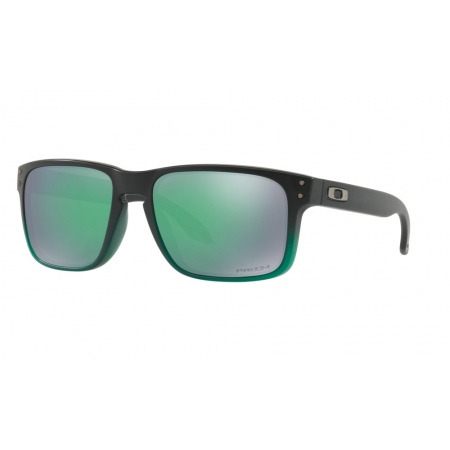 Očala Oakley HOLBROOK - 9102-E455 Jadefade-Prizm Jade Iridium