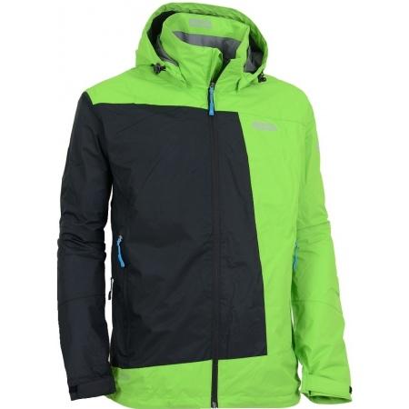 Jakna Nord Blanc INTENT Junior - Zel Shine Green