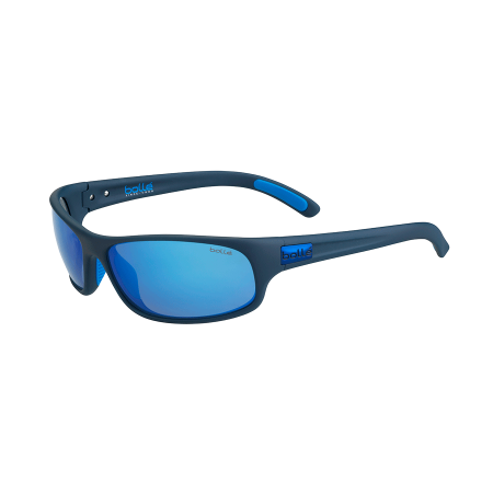 Očala Bolle ANACONDA - Matte Mono Blue-Polarized Offshore Blue Oleo
