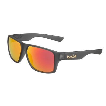 Očala Bolle BRECKEN - 0 Matte Grey Crystal-Tns Fire