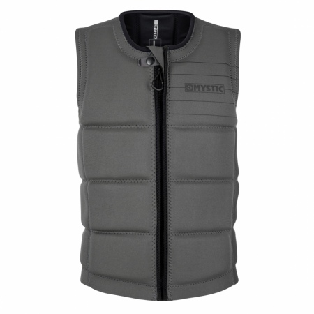 Mystic Jopič BRAND Impact Vest wake Zip - 800 Grey