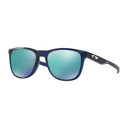 Očala Oakley TRILLBE X - 9340-04 Matte Trans Blue-Jade Iridium