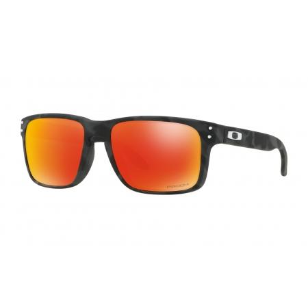 Očala Oakley HOLBROOK - 9102-E955 Black Camo-Prizm Ruby