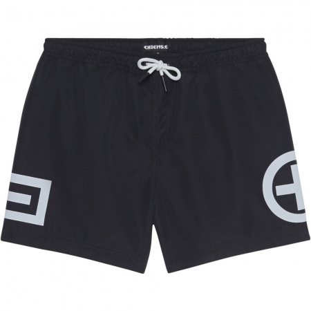 Hlače Chiemsee SUPERTUBE boardshorts - Deep Black