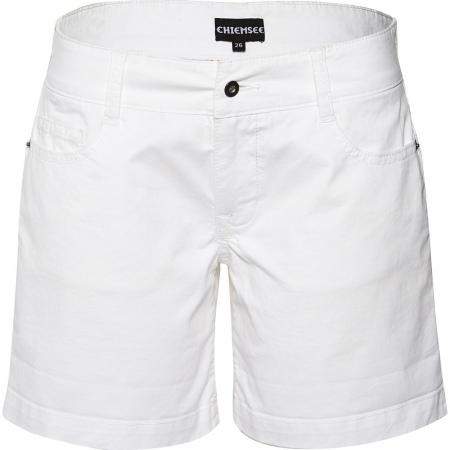Hlače Chiemsee SUMMER BEACH kratke - 100 White