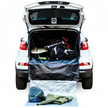 Mystic Torba CAR Bag Semi-Waterproof Bag - 900 Black