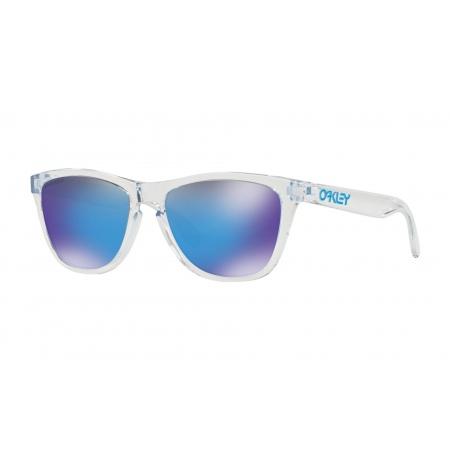 Očala Oakley FROGSKINS - 9013-D055 Crystal Clear-Prizm Sapphire Iridium