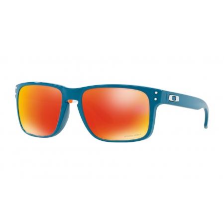 Očala Oakley HOLBROOK - 9102-G155 Balsam-Prizm Ruby