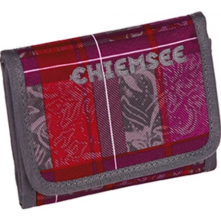 Denarnica Chiemsee WALLET - K0571 Checky Barberry