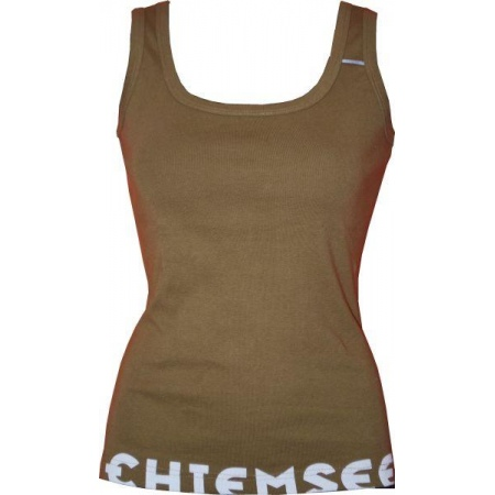 Majica Chiemsee FANNY Top - 302 Butternut Olive