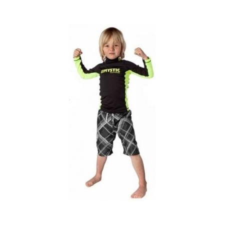 Lycra Mystic STAR LS Kids - 900 Black