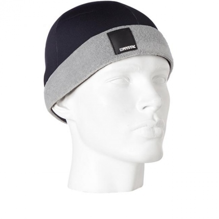 Mystic Kapa QUICKDRY Beanie 3mm - Black