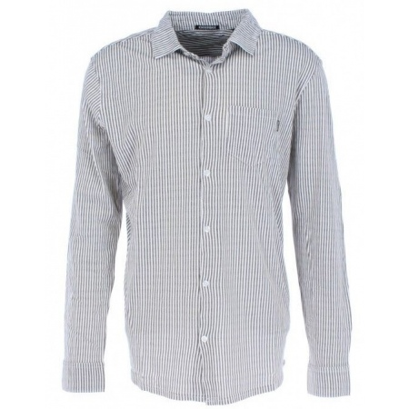 Chiemsee FRASER ISLAND Shirt - Aqua Stripe Grey