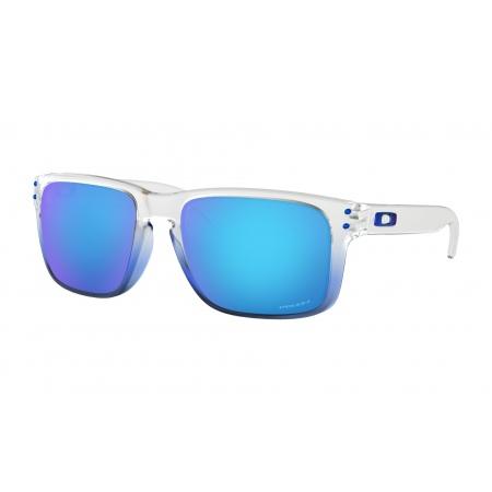 Očala Oakley HOLBROOK - 9102-G555 Saphire Mist-Prizm Sapphire Iridium