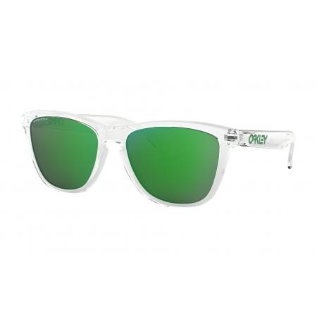 Očala Oakley FROGSKINS Valentino Rossi - 9013-D655 Crystal Clear-Prizm Jade Iridium