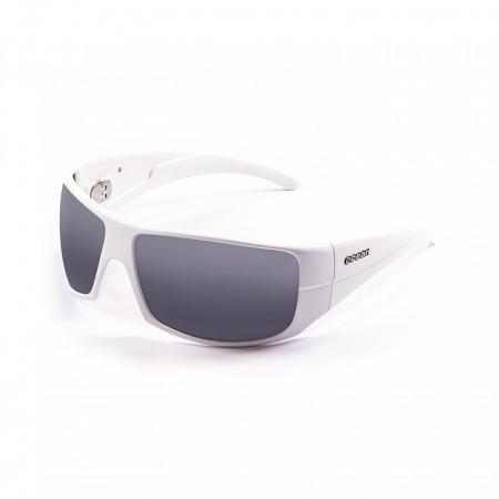 Očala Ocean BRASILMAN - 18300.3 Shiny White-Smoke Lens