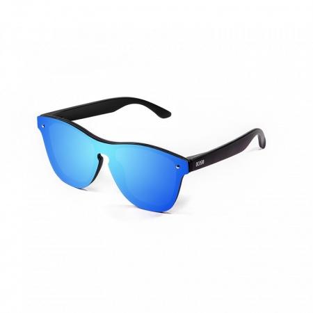 Očala Ocean SOCOA - 40003.2 Matte Black Frame-Blue Mirrow Flat Lens