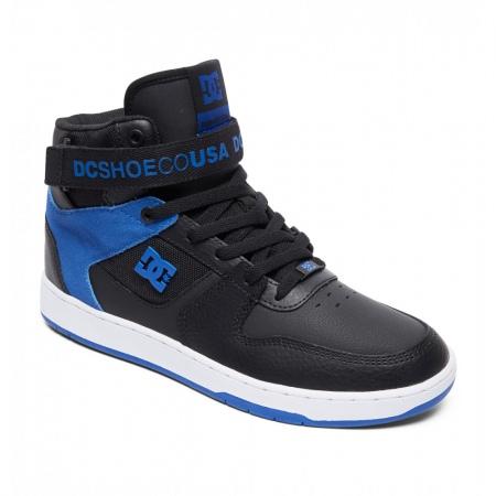 Čevlji DC PENSFORD - Xkbw Black-Blue-White