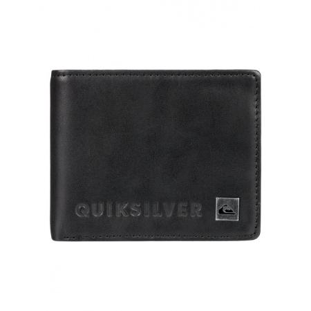 Denarnica Quiksilver MACK VI - Kvj0 Black