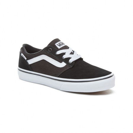 Čevlji Vans CHAPMAN STRIPE (Suede/Canvas) - 0 Black-White