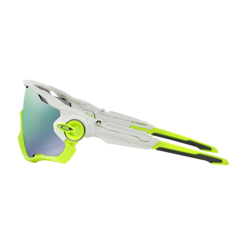 a83c03f57c Oakley JAW Breaker - 9290-03-Polished White-Jade Iridium - Infinity ...