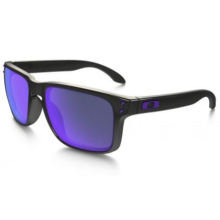 Očala Oakley HOLBROOK Julian W. - 9102-26 Mt.blk-Violet Ir.