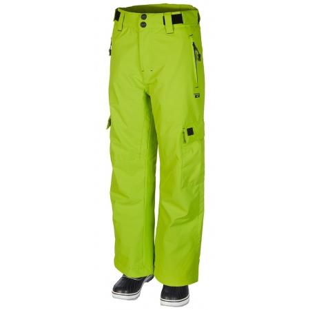 Hlače Rehall CARTER-R Junior - 50269 Green