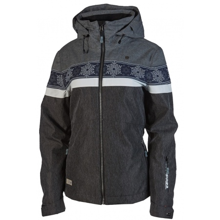 Rehall ANNA-R Jacket - 50344 Black Denim